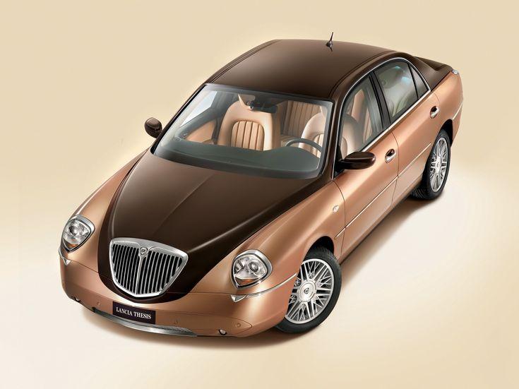 2004 Lancia Thesis Bicolore