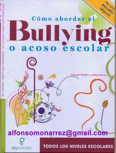 LIBROS DVDS CD-ROMS ENCICLOPEDIAS EDUCACIÓN EN PREESCOLAR. PRIMARIA. SECUNDARIA Y MÁS: ACOSO ESCOLAR