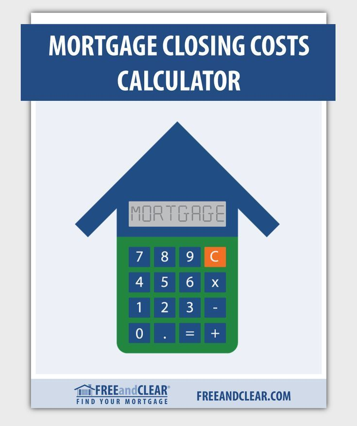 Mortgage Closing Cost Calculator Freeandclear Mortgage Amortization Calculator Mortgage Amortization Mortgage Refinance Calculator