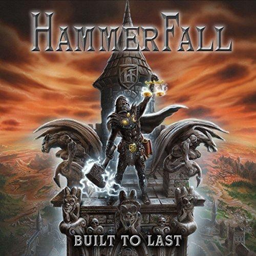 Built To Last - Hammerfall, CD