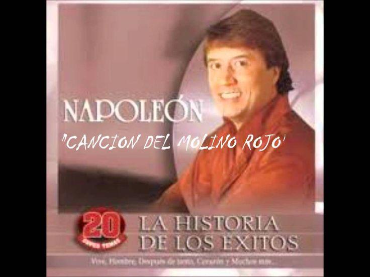 JOSE MARIA NAPOLEON - CANCION DEL MOLINO ROJO