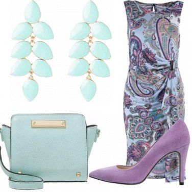 Outfit Vestito multicolor!