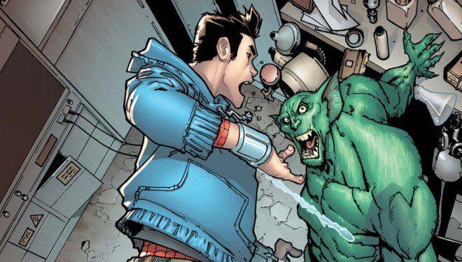 THE AMAZING SPIDER-MAN 2: Miles Warren – 'El Chacal' en el Daily Bugle