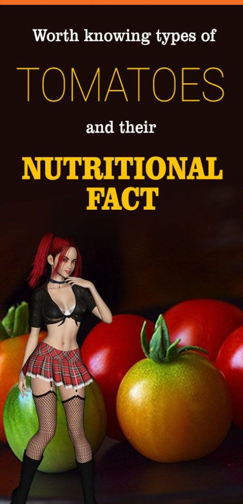 Worth knowing types of Tomatoes and their Nutritional facts – Medi Idea