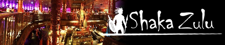 Shaka Zulu Night Club in Camden London | Nightlife in London | Shaka Zulu Clubbing in London | Friday Nights London Parties