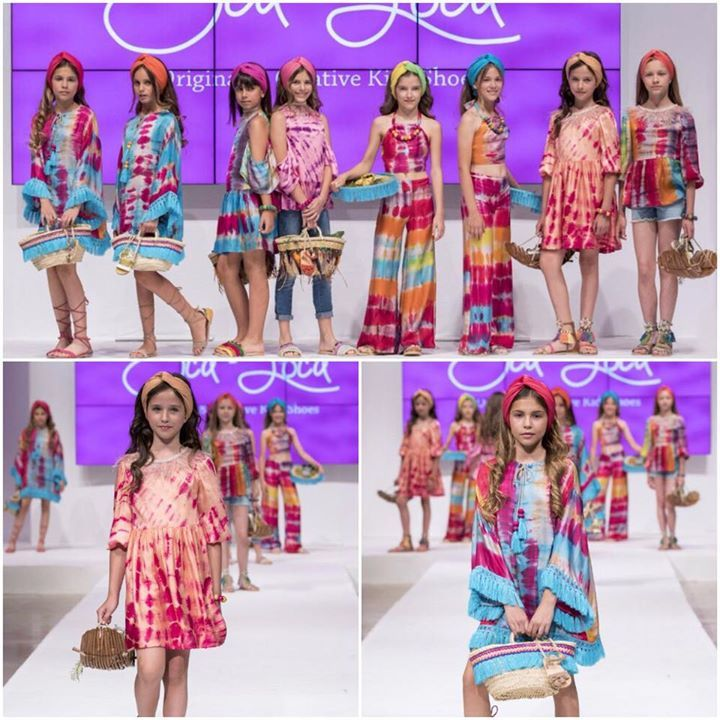 valencia brings colours from Spain to Dino Mignon Kids Fashion Expo 2017.. Do not miss it!