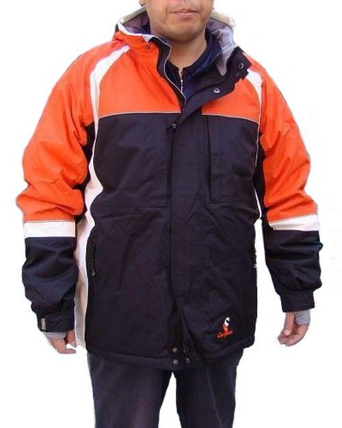 Hiking Outdoor Long Sleeve Warm Waterproof Windproof Breathable Men39s Jacket  Price: $39.24 USD