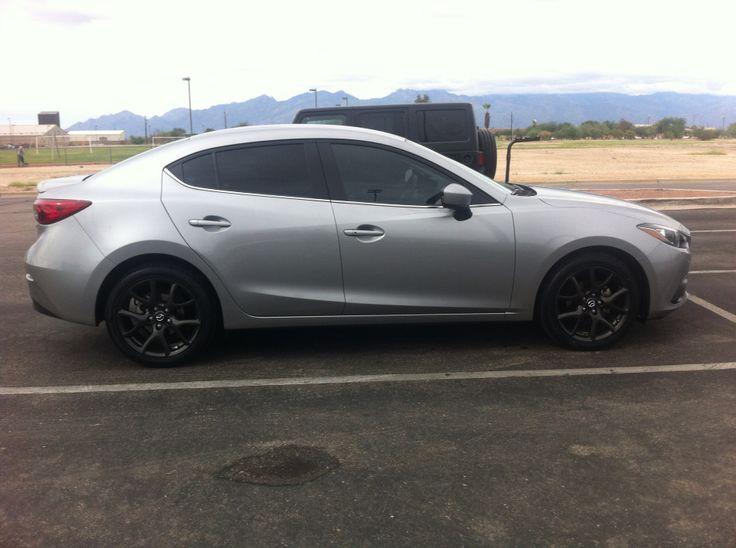Wheels on 2016 Mazda3 : mazda