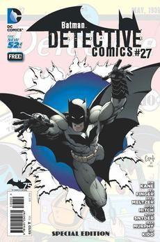 Happy 75th Birthday Batman: Free Comics!