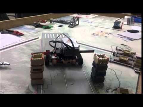 Tribot Robot
