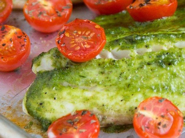 Best 20+ Pesto tilapia ideas on Pinterest | Simple tilapia ...