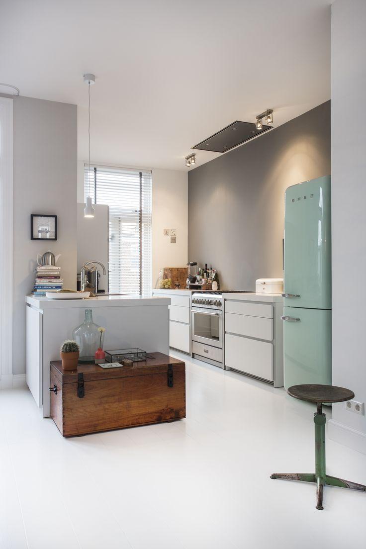 les 25 meilleures id es de la cat gorie frigo vintage sur. Black Bedroom Furniture Sets. Home Design Ideas