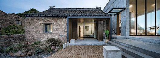 Rural House Renovation in Zhoushan,© JianPing Yang