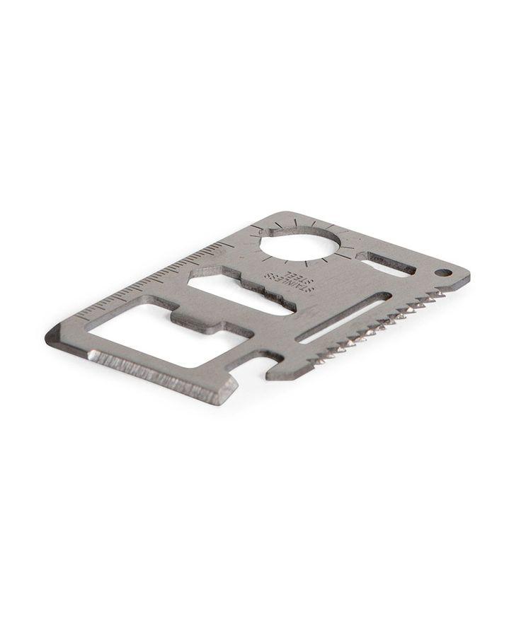 Credit Card Multi-Tool. | huntingforgeorge.com