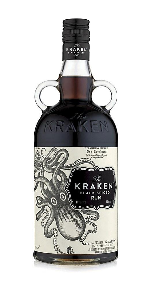The Kraken illustration is beautiful!