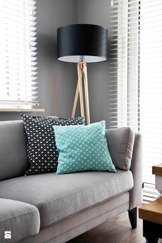 M s de 1000 ideas sobre sof s azules en pinterest sof s for Decoracion de salones en blanco y gris