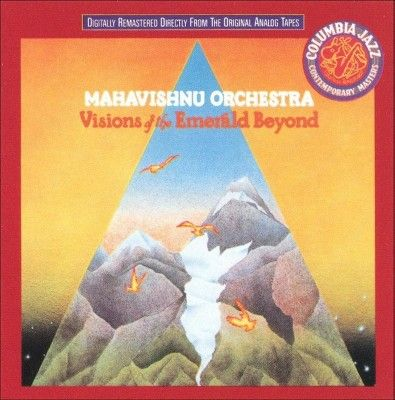 Mahavishnu Orchestra - Visions of the Emerald Beyond (CD)