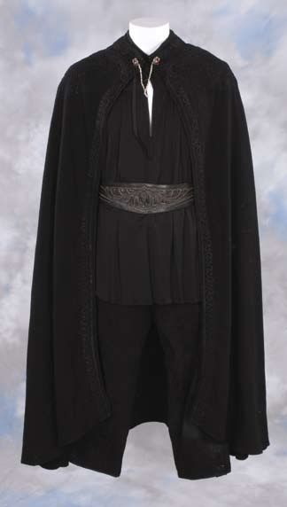 Mask of Zorro costume worn by Antonio Banderas