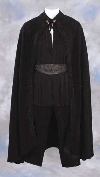 Mask of Zorro costume worn by Antonio Banderas