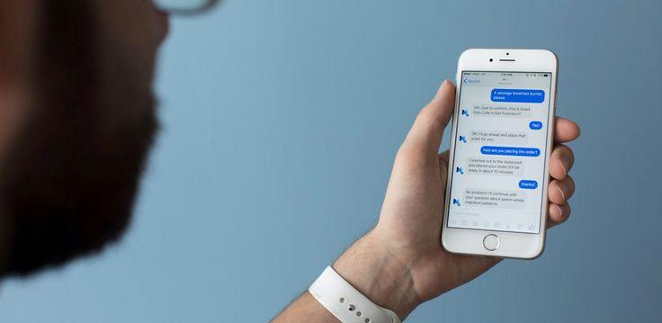 Hacia un escenario gobernado por interfaces conversacionales.  Varios movimientos recientes apuntan hacia un entorno en el que la interacción con la máquina es directa, utilizando el paradigma comunicacional del humano, y no un lenguaje intermedio específico.  Algo que en su día, los visionarios de la ciencia ficción, vaticinaron como el futuro de la tecnología, y que no es hasta ahora que empieza a llegar al gran público.  #Interfaz #UX #IA
