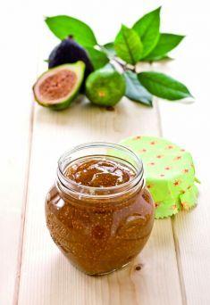 Confettura di fichi all'alloro - Tutte le ricette dalla A alla Z - Cucina Naturale - Ricette, Menu, Diete