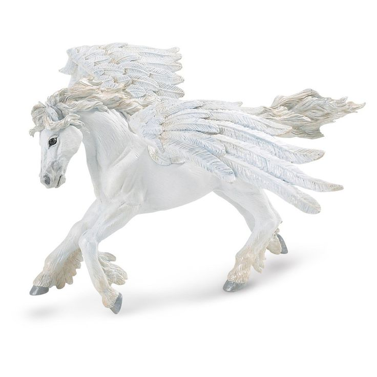 When Perseus slayed the Gorgon Medusa, the Pegasus was born from the ocean's sea…