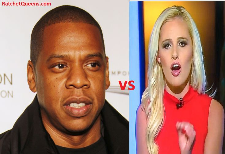 """Jay-Z Responds To Racist Reporter Tomi Lahren Calling Him A """"14 Year Drug Dealer"""" In Anti-Beyonce Rant - http://www.ratchetqueens.com/jay-z-responds-racist-reporter-tomi-lahren-calling-14-year-drug-dealer-anti-beyonce-rant.html"""