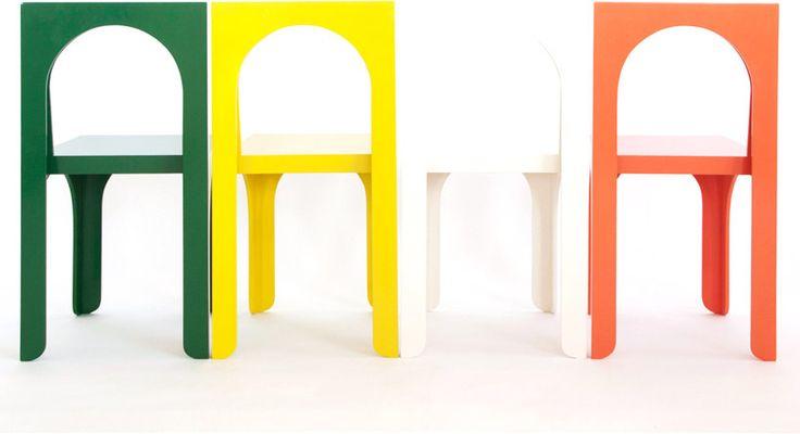 arquitectura-G: claudio chair