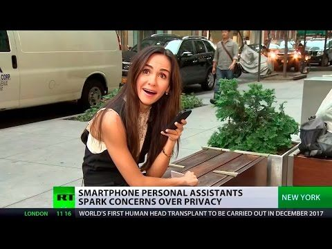 Watch out! Siri and A.I. helpers may broadcast all your secrets!