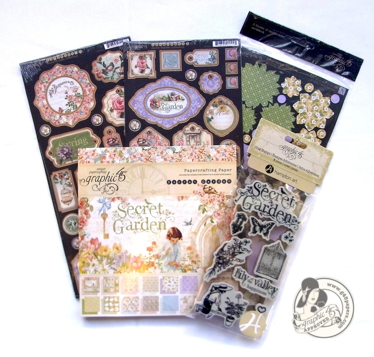 REPIN and COMMENT to win this Secret Garden prize pack! Deadline: Sunday, June 16 11:59 PM PST.