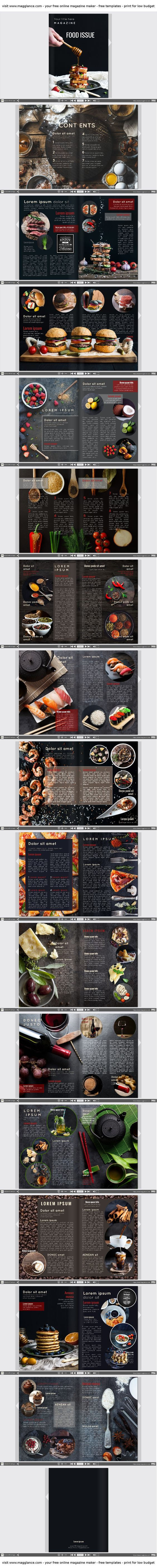 185 best Layouts images on Pinterest | Graph design, Page layout and ...