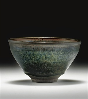 A JIANYAO 'HARE'S FUR' TEA BOWL Christie's auction results for 2012                                                                                                                                                                        SONG DYNASTY, 12TH-13TH CENTURY