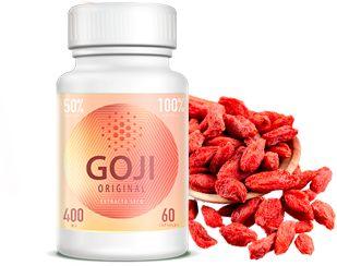 Goji Original - oficiální webová stránka pro prodej Goji Original na hubnutí. Názory na Goji Original