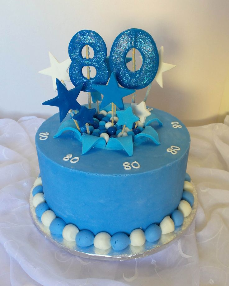 Th Birthday Fondant Cake Ideas