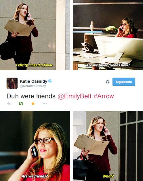 Arrow - Felicity and Laurel #3 3 | livres, films & séries