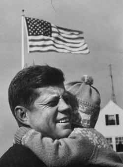 JFK by Paul Schutzer