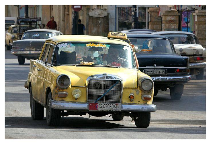 taxi merccedes de palmira en siria taxis y guaguas taxis. Black Bedroom Furniture Sets. Home Design Ideas
