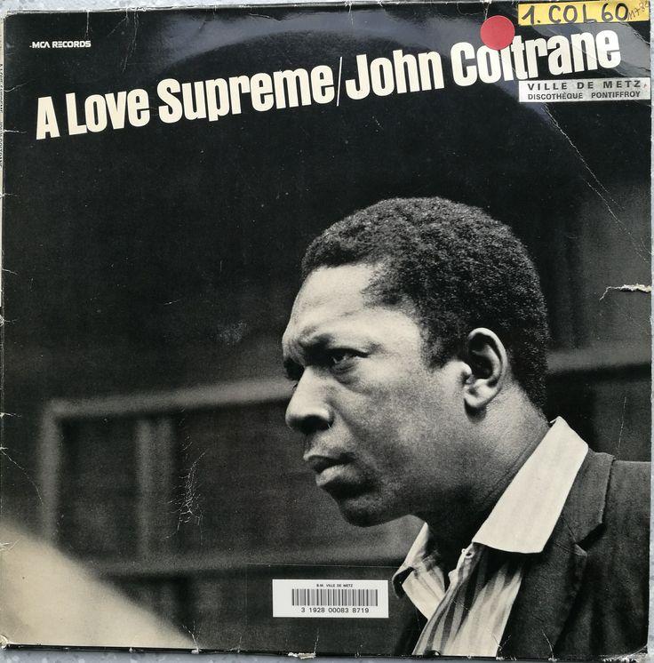 Enregistré le 9 décembre 1964, A love supreme est un album-concept joué avec McCoy Tyner, Jimmy Garrisson et Elvin Jones.