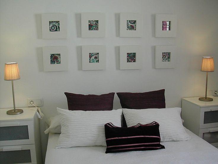 M s de 1000 ideas sobre sin cabecero en pinterest ropa - Cabeceros de cama pintados ...