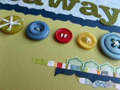 great design. love the borders and the buttons row.