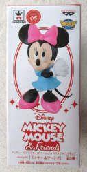 バンプレスト WCFstory05/ミッキー&フレンズ ミッキー&フレンズ ミニーマウス
