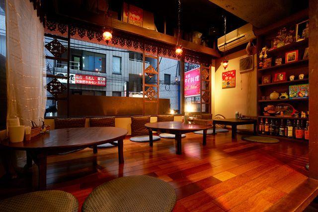 オールドタイランド飯田橋 タイ料理の代表的存在!病みつきになる東京都内の絶品ガパオ6店 | RETRIP