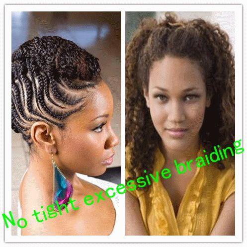 Terrific 17 Best Images About Beautiful Black Hairstyles On Pinterest Hairstyles For Women Draintrainus