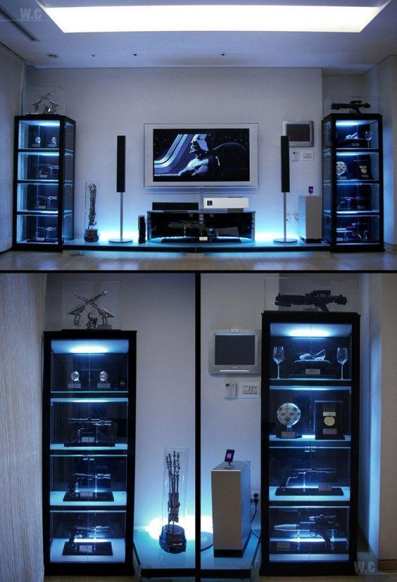 bedrooms cool room design ideas for guys futuristic teen boysa rooms – – #GamerRoom|DIY