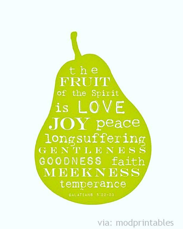 Longsuffering: A Fruit of the Spirit