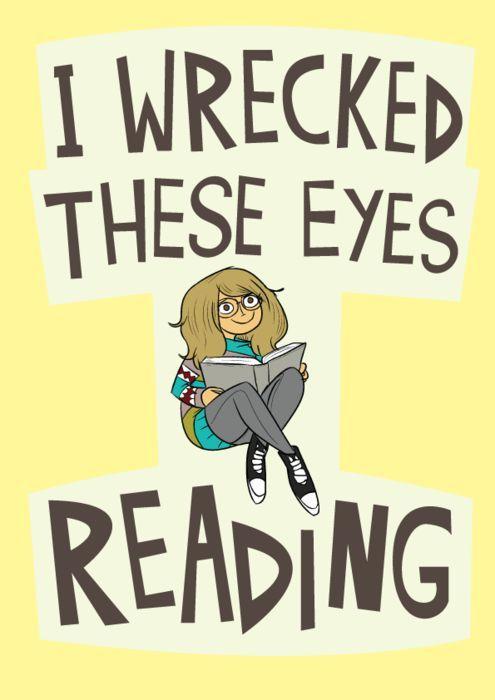 Four-eyed nerd!!