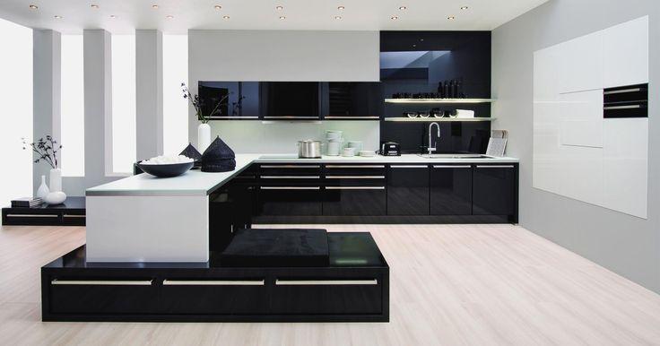 140 besten einbauk chen bilder auf pinterest. Black Bedroom Furniture Sets. Home Design Ideas