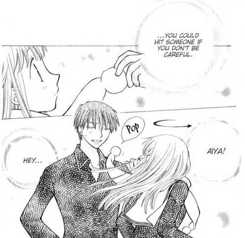 Fruits Basket Where To Watch: 300+ Best Images About Fruits Basket!! On Pinterest