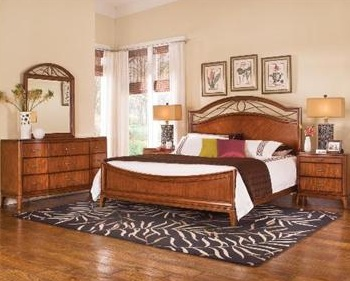Wynwood Furniture Bedroom Queen Metal Crown Bed 1769 94Q At Hickory  Furniture Mart