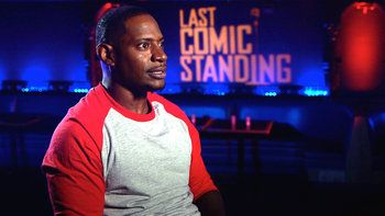 Find out Last Comic Standing Rod Man's real name in this clip detailing his journey on and off the screen.